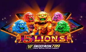 Cara Bermain 5 Lions Megaways
